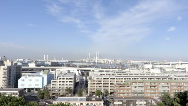 yokohama landscape - 神奈川県点の映像素材/bロール