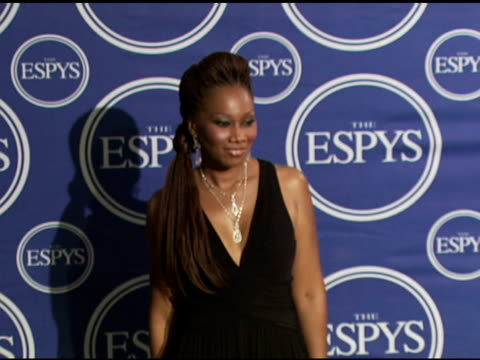 Yolanda Adams at the 2006 ESPY Awards press room at the Kodak Theatre in Hollywood California on July 12 2006