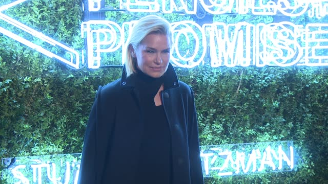 Yolanda Hadid at Pencils of Promise Annual Gala at Central Park on December 07 2017 in New York City