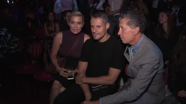 Yolanda Hadid Terry Richardson and more Front Row for the Brandon Maxwell Ready to Wear Spring Summer 2018 Fashion Show in New York City Friday...