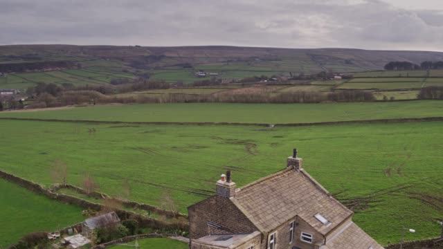Yorkshire Farms - Drone Shot
