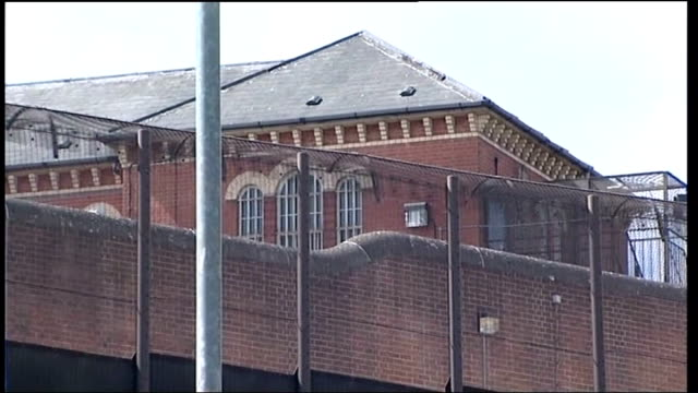 peter sutcliffe told he will spend rest of life in jail berkshire broadmoor hospital general views broadmoor hospital - yorkshire stock-videos und b-roll-filmmaterial