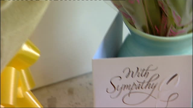 sheffield: int sympathy cards and flowers - sheffield stock videos & royalty-free footage