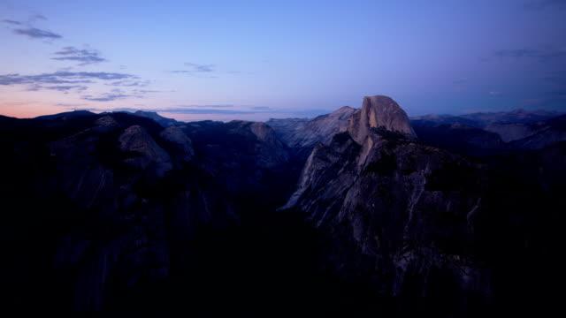 TIME LAPSE: Yosemite Day to Night