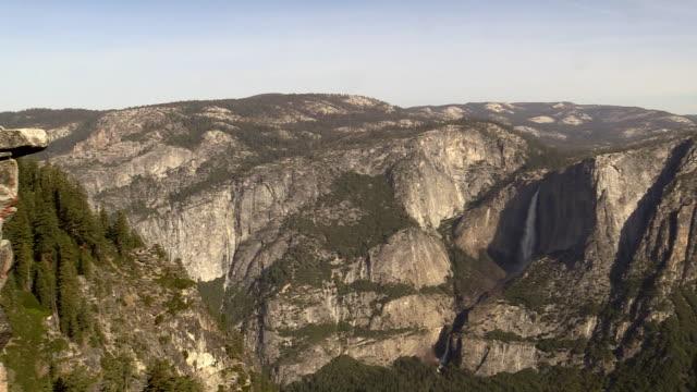 Yosemite Falls from Granite Point, Yosemite National Park, California