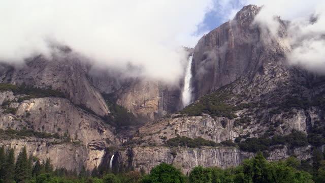Yosemite Falls from Valley, Yosemite National Park, California