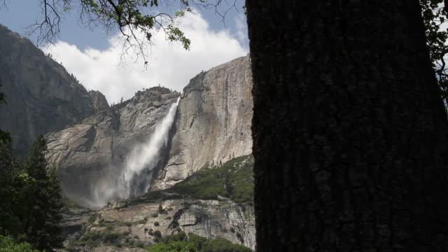 Yosemite Falls slide