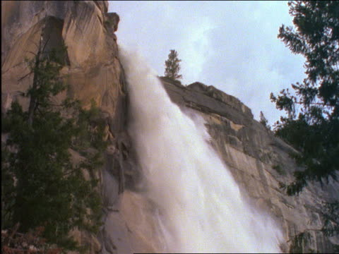 yosemite falls / yosemite national park, california - 2001 stock videos and b-roll footage