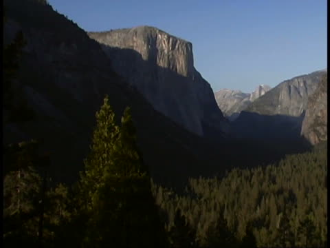yosemite national park, california - haltbarkeit stock-videos und b-roll-filmmaterial
