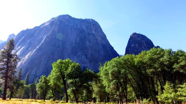 yosemite national park: driving - yosemite national park stock videos & royalty-free footage