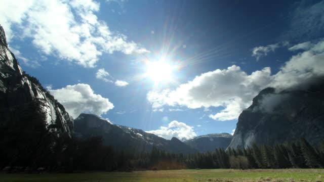 Yosemite National Park Time Lapse