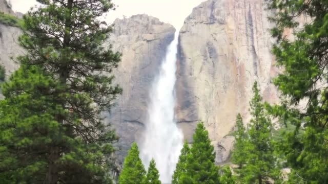 KTLA Yosemite National Park