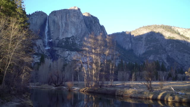 yosemite national park - californian sierra nevada stock videos & royalty-free footage