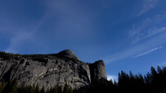 yosemite peaks - californian sierra nevada stock videos & royalty-free footage