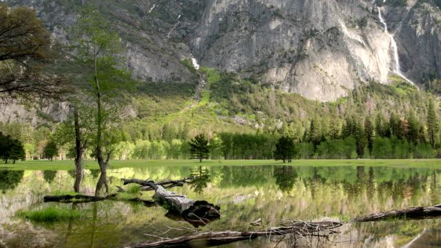 yosemite valley landskapet - yosemite nationalpark bildbanksvideor och videomaterial från bakom kulisserna