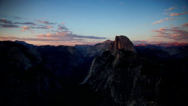 time lapse: yosemite valley - yosemite national park stock videos & royalty-free footage