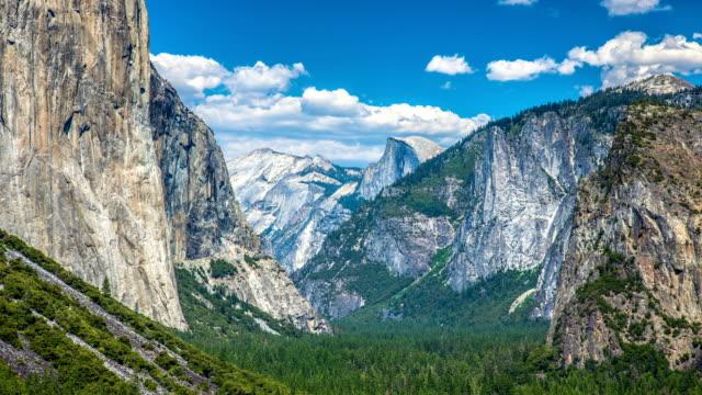 TIME LAPSE: Yosemite Valley