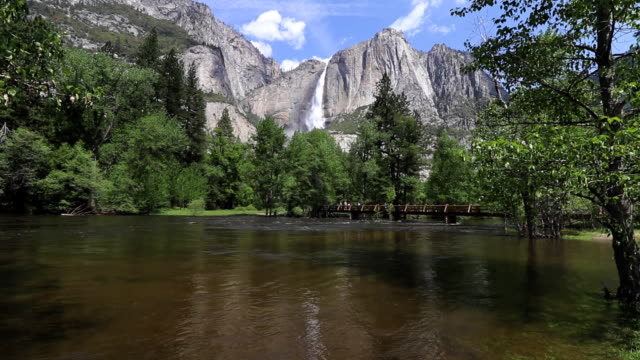 Yosemite_Waterfall