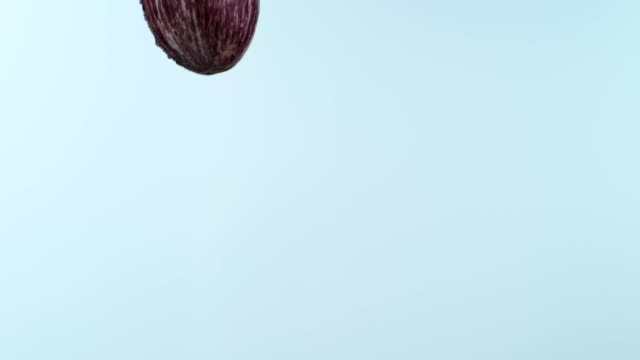 you are what you eat so make it good - aubergine stock videos & royalty-free footage