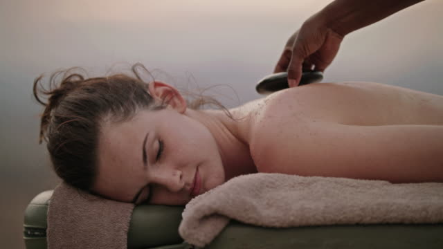 you deserve to be pampered - massage table stock videos & royalty-free footage