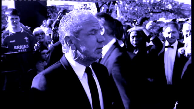 yougov poll shows that sir alan sugar would beat boris johnson if he stood for london mayor england london sir alan sugar / boris johnson - alan sugar stock videos & royalty-free footage