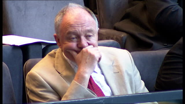 yougov poll shows that sir alan sugar would beat boris johnson if he stood for london mayor date ken livingstone looking tired and fed up - alan sugar stock videos & royalty-free footage