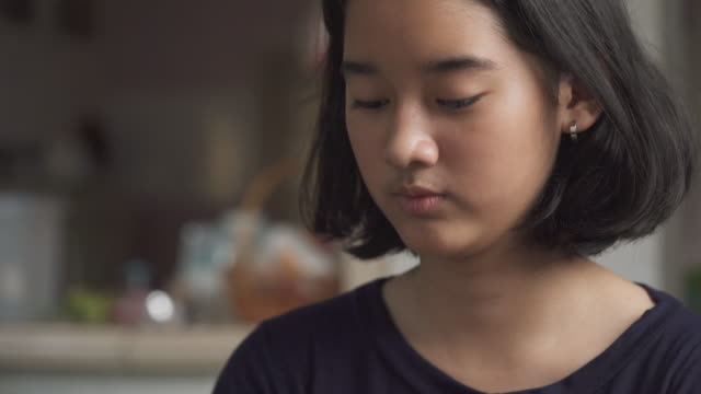 young asian girl hand practice on her piano lesson - pianist stock videos & royalty-free footage