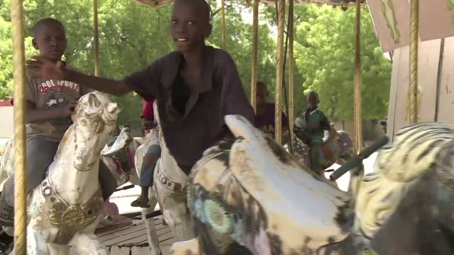 Young children describe the horror of being abducted by Boko Haram which often indoctrinates them to fight alongside the Islamists but also uses...