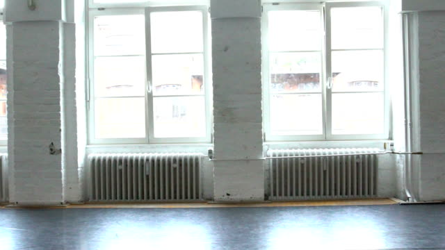 young female ballet dancer doing a split in rehearsal room - doing the splits stock videos & royalty-free footage
