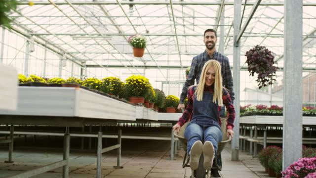 温室効果で面白いカップル