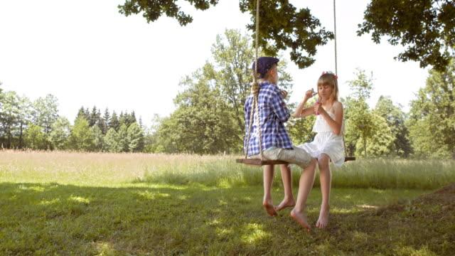 SLO Missouri DS bulles de soufflage fille et garçon