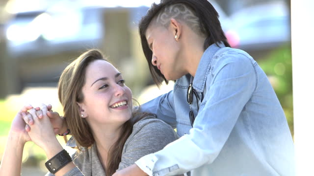young lesbian dating