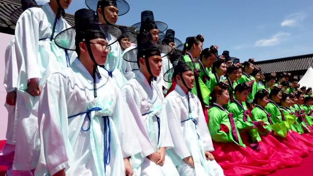 KOR: South Korea Celebrates Confucian Coming Of Age Ceremony