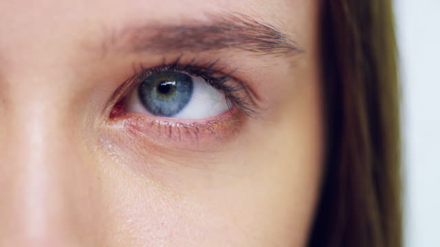 your eyes are a reflection of your spirit - skin feature stock videos & royalty-free footage