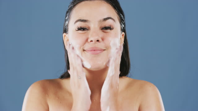 your skin deserves the best care - anti aging stock videos & royalty-free footage