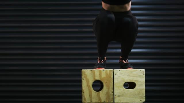 vídeos y material grabado en eventos de stock de tienes que apuntar alto - autodisciplina