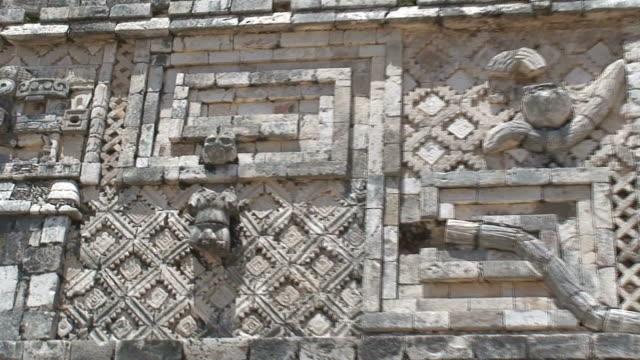 vídeos y material grabado en eventos de stock de ruinas de yucatán - mérida méxico