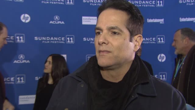 Yul Vazquez on being at the festival why he wanted to be part of this film working with the other actors and what the audience will take away from...