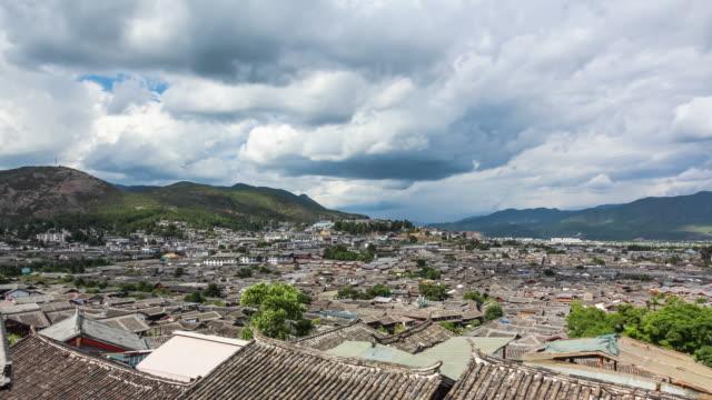 T/L WS HA Yunnan Lijiang ancient city