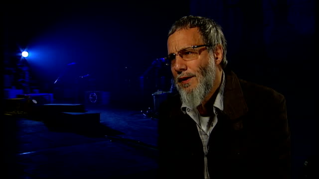 Yusuf Islam interview SOT