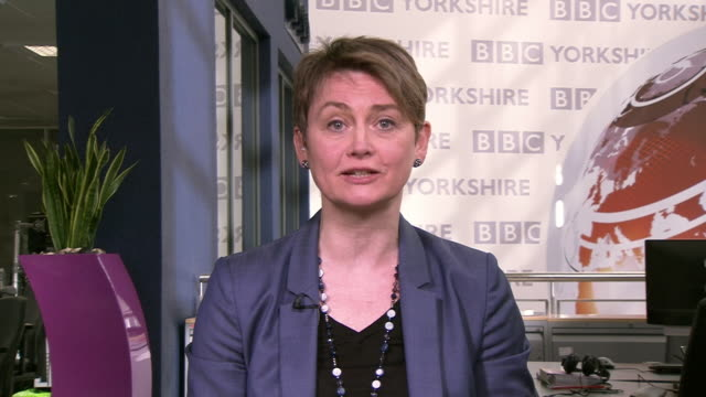 yvette cooper saying you have to have a positive functioning relationship after sir philip rutnam's resignation from the home office - home secretary stock videos & royalty-free footage