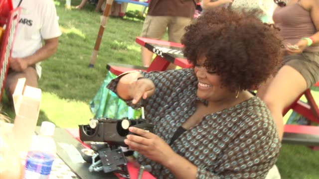 Yvette Nicole Brown at 23rd Annual 'A Time For Heroes' Celebrity Picnic Benefiting The Elizabeth Glaser Pediatric AIDS Foundation on June 03 2012 in...