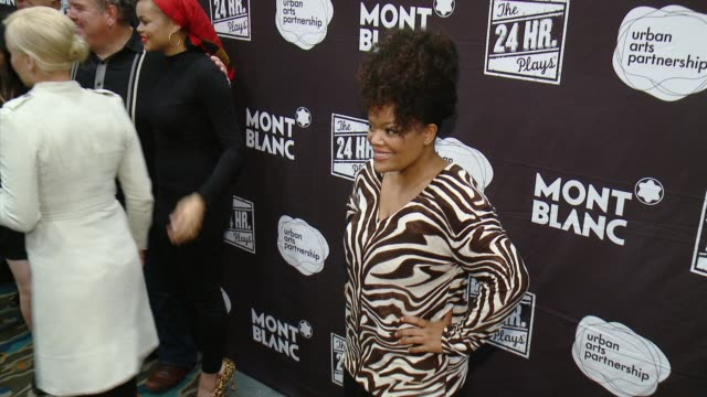 Yvette Nicole Brown at Montblanc Presents The 4th Annual Production Of The 24 Hour Plays In Los Angeles To Benefit Urban Arts Partnership in Los...
