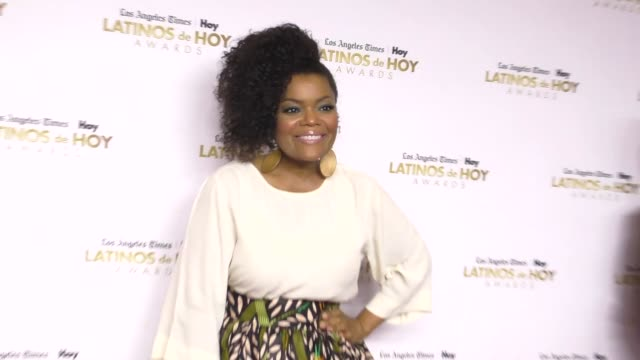 yvette nicole brown at the 2016 latinos de hoy awards at dolby theatre in hollywood on october 09, 2016 in hollywood, california. - the dolby theatre stock videos & royalty-free footage
