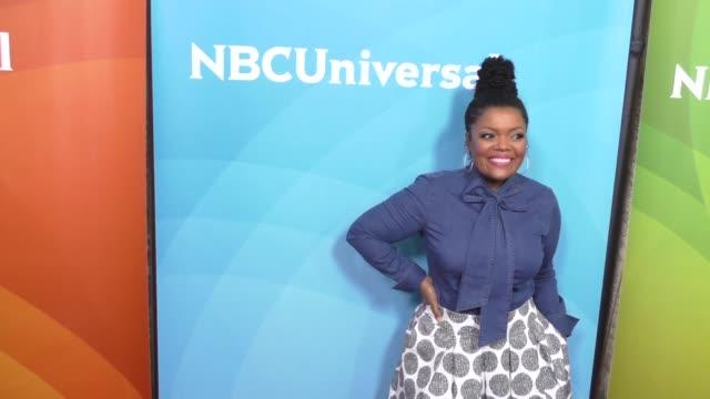 Yvette Nicole Brown at the 2017 NBCUniversal Summer Press Day on March 21 2017 in Beverly Hills California