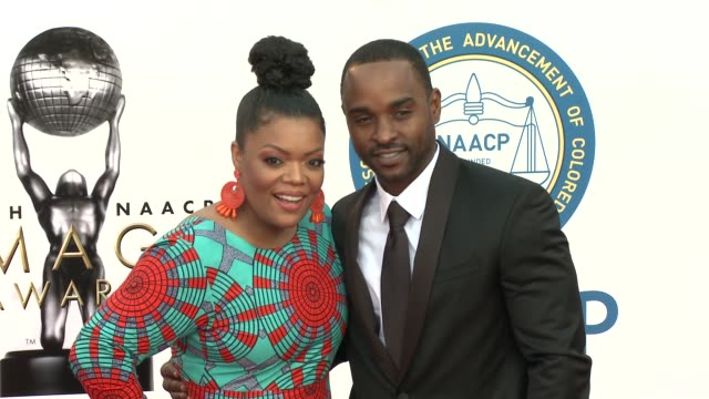 Yvette Nicole Brown at the 49th NAACP Image Awards at Pasadena Civic Auditorium on January 15 2018 in Pasadena California