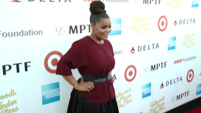 Yvette Nicole Brown at the George Clooney Hosts MPTF's 95th Anniversary Celebration on October 1 2016 in Woodland Hills California