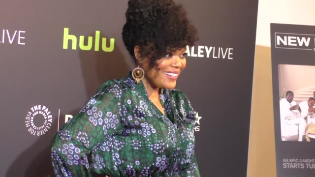 Yvette Nicole Brown at the Paley Center For Media Presents Premiere Of BET's 'The New Edition Story' on December 14 2016 in Beverly Hills California