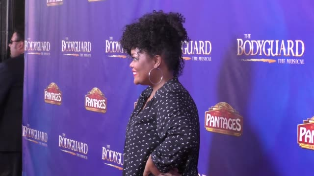 Yvette Nicole Brown at the Premiere Of 'The Bodyguard' on May 02 2017 in Hollywood California