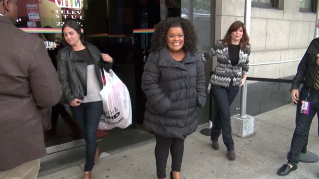 Yvette Nicole Brown at 'The Wendy Williams Show' studio in New York NY on 10/23/12
